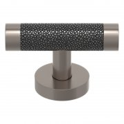 SHAGREEN CABINET T-BAR TURNING RECESS AMALFINE P3016-AP-SN